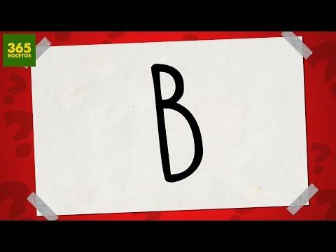 sacar-un-dibujo-de-la-letra-b---dibujos-fáciles-paso-a-paso
