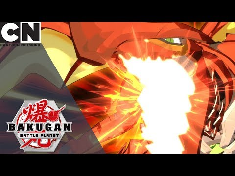 Bakugan: Battle Planet | Making Awesome Videos | Cartoon Network UK