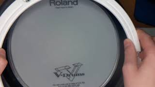 How to replace your mesh head on a Roland PDX-8 drum pad