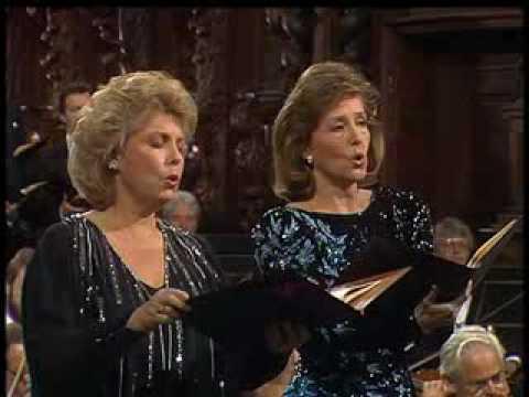 Mozart Gran Misa en do m. -5. Domine Deus (Bernstein)