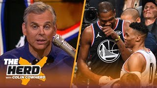 Colin Cowherd rips Pelicans