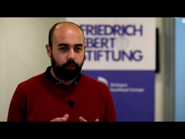 DemLeftSEE Voices: Filip Kondovski