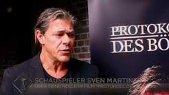 """""""Protokolle des Bösen""""   Interview mit Sven Martinek"""