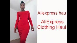 #TeamFullest   AliExpress Clothing Haul 2019 | aliexpress haul | AMIFULLEST BEAUTY