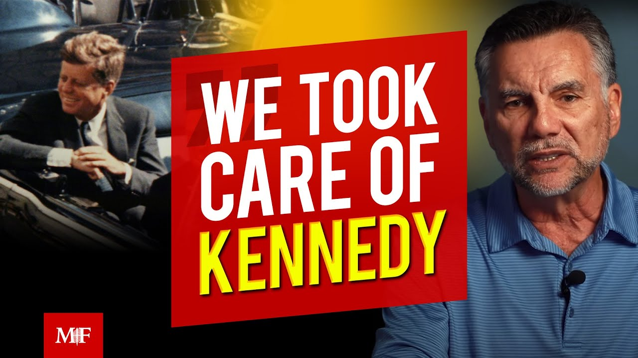 We Took Care Of Kennedy | Sit Down With Michael Franzese