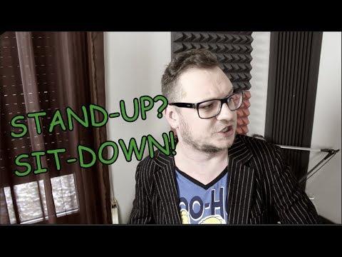 Sit-Down, czyli Stand-Up według Niekrytego Krytyka