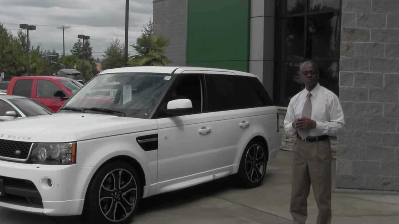 virtual video tour of a 2013 range rover sport gt from. Black Bedroom Furniture Sets. Home Design Ideas