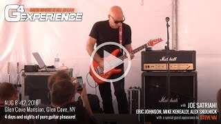 joe satriani invites you to g4 experience 2016 more about glen cove mansion