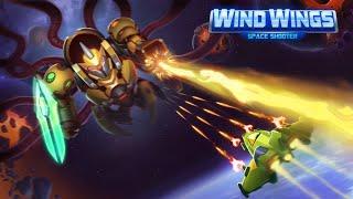 WindWings: Space Shooter - Galaxy Attack Gameplay screenshot 5
