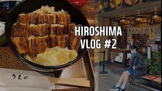 (sub) 일본 여행 브이로그 | 히로시마 여행 2일차…
