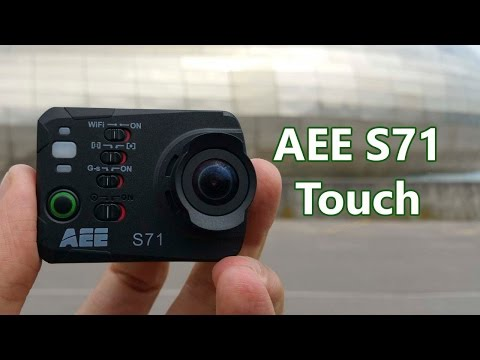 AEE S71 Touch, review en español