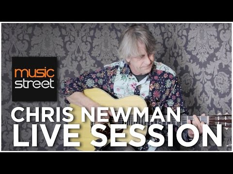 Music Street Sessions - Chris Newman
