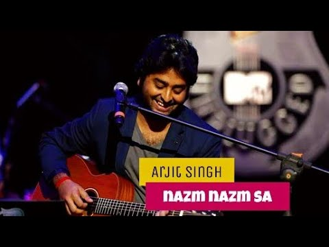"Tu Nazm Nazm Sa Mere.. -full Song New Vesrsan ""arijit Singh Song"