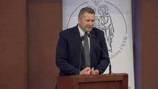 Prof. KUL dr hab.Przemysław Czarnek - Samorządowa Karta Praw Rodziny. Spojrzenie Wojewody