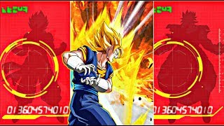 45 Minutes Of Gogeta and Broly Summons! | Lucky Summons | Dokkan Battle JP