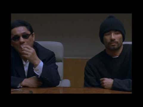 Brother (2000) - Cartel vs. Yakuza