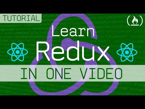 Redux Tutorial Full Course