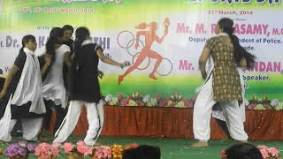 NANBAN Song & VVS  Dance Performance
