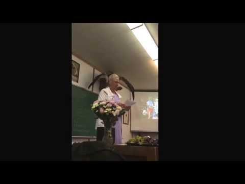 Mary Bailey's celebration of life May 4, 2014 PART 1