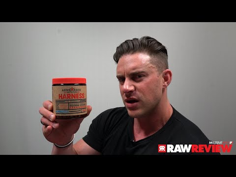 Arms Race Nutrition Harness Pre-Workout Supplement | MassiveJoes Raw Review