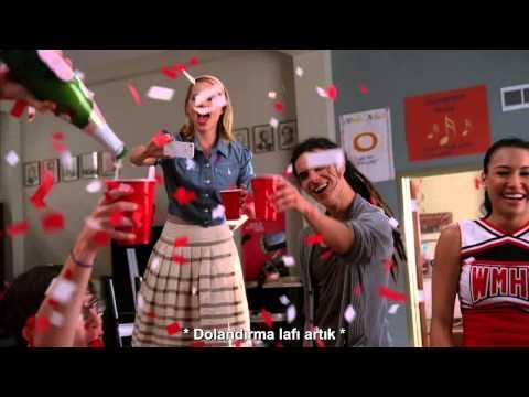 Glee  Tgue Tied Türkçe Altyazılı