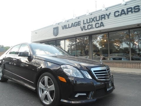 2010-mercedes-benz-e350-4matic-in-review---village-luxury-cars-toronto