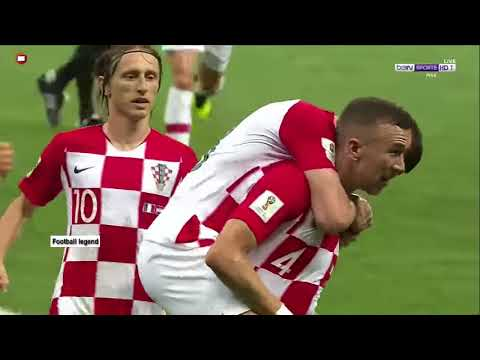 ملخص فرنسا x كرواتيا 4-2 | جنون عصام الشوالي | نهائي كأس العالم 2018