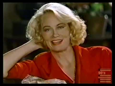 L'Oreal Cybill Shepherd Preference Commercial 1991