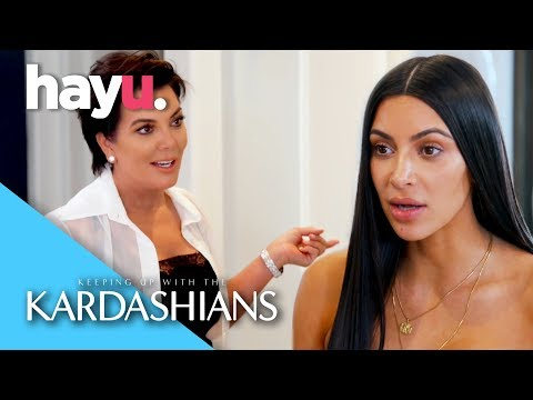 Is Kylie Kris's New Favourite? | Keeping Up With The Kardashians
