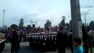 Desfile Escuela Naval 199º Aniversario Batalla de Rancagua
