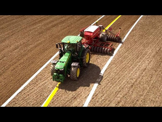 John Deere | AutoTrac Implement Guidance Passive