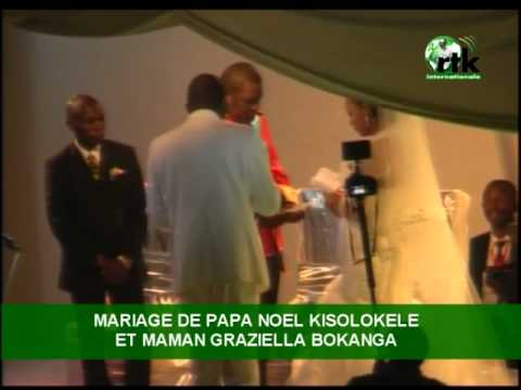 rtki mariage religieux de papa noel kisolokele et maman graziella bokanga youtube. Black Bedroom Furniture Sets. Home Design Ideas