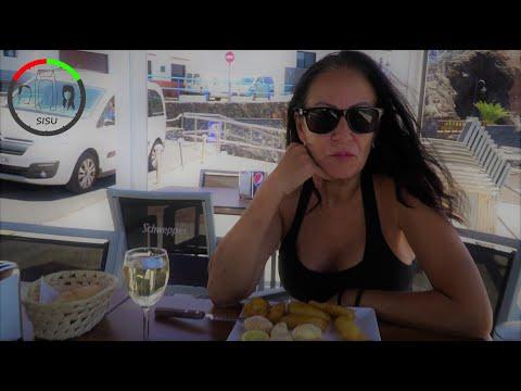 #48 Hierro, Canary Islands, Restaurant Review | Sailing Sisu Leopard 45 Catamaran