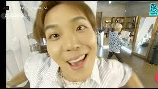 2020.02.14 v앱 winner - cross special live  위너 millions