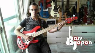Follow me on Facebook: https://www.facebook.com/bassjapandirect Vis...