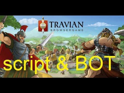 TRAVIAN T 4.4 Script & Bot 2014 ITA