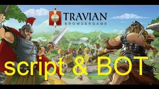 TRAVIAN T 4 4 Script & Bot 2014 ITA by TravianTube