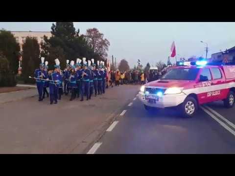 Gminne Obchody Narodowego Święta Niepodległości w Słubicach - 11.11.2019