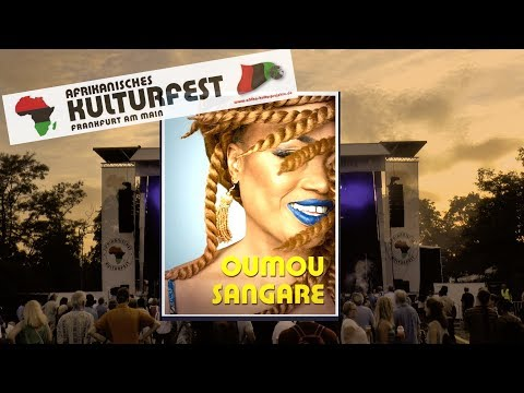 Oumou Sangaré live @ Afrikanisches Kulturfest 2017 / Germany (FULL CONCERT!)