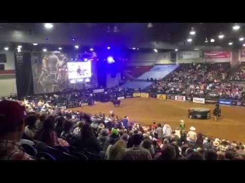 PBR Pro Bull Riding Rodeo In Huntington WV December 2017 - 2018 Season