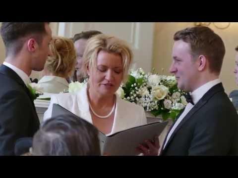 Scott & Chris Wedding - The Wedding Ceremony (4K)