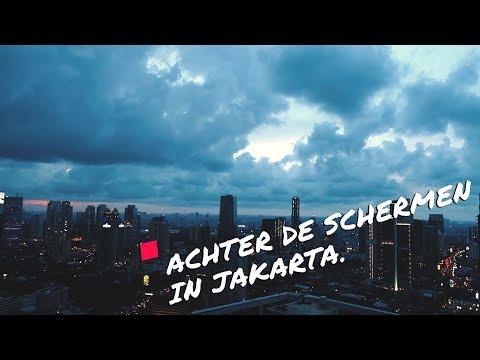 BACKSTAGE BEELDEN VAN DOCU | Travel Diary Jakarta | Bobbie Bodt