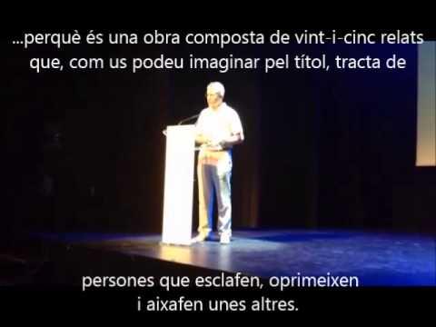 Jordi Ortiz guanya el 24è premi Ciutat de Badalona