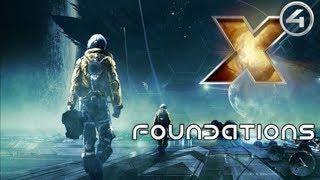 "X4 Foundations v1.1 #003 ""Нашёл сюжет"""