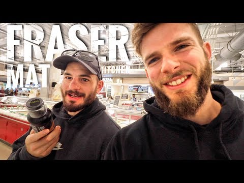 MAT FRASER || Day In the Life