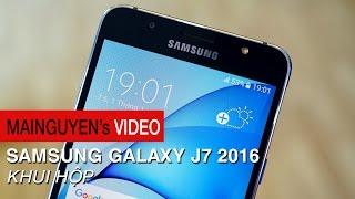 khui hop samsung galaxy j7 2016 - hoan thien tot camera f19 pin 3300mah