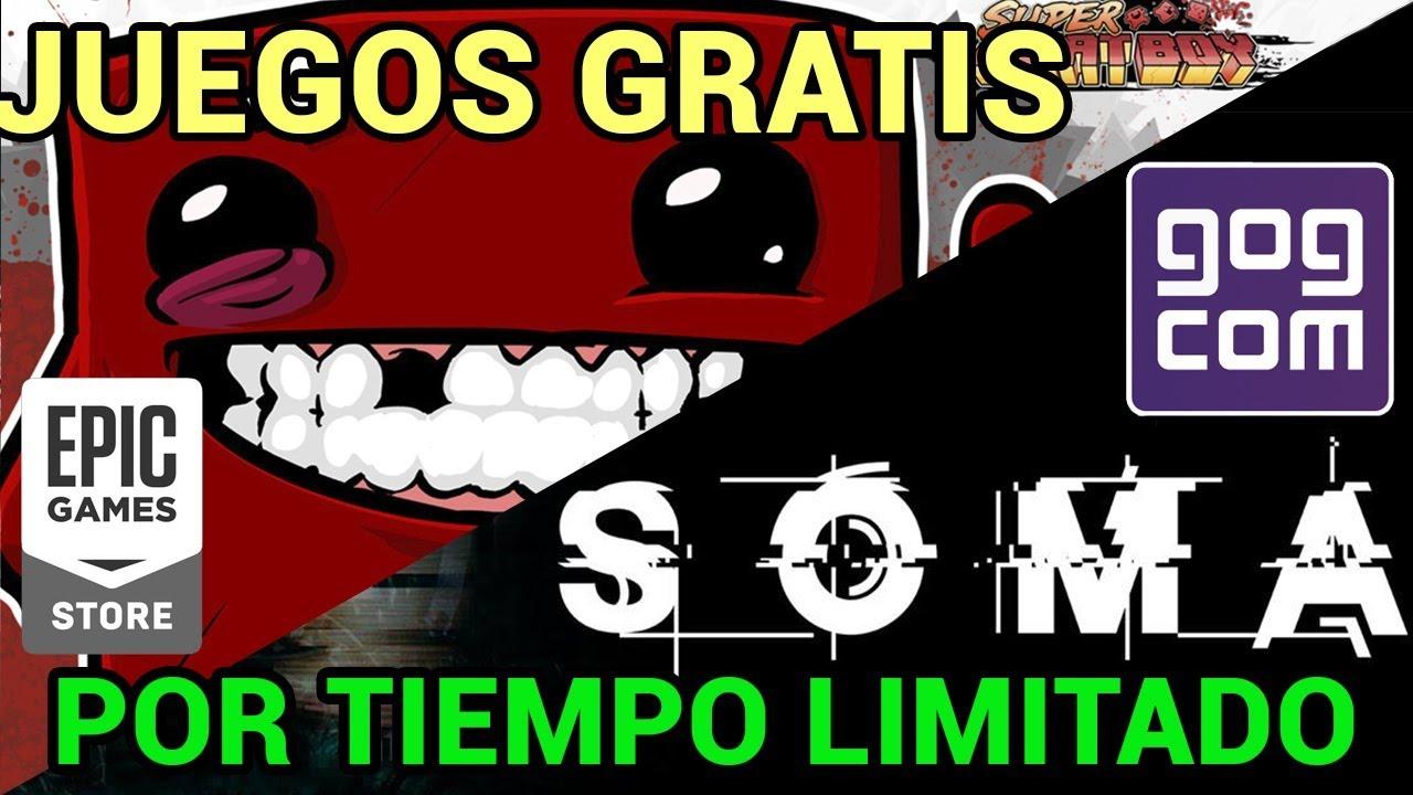 Super Meat Boy Y Soma Gratis En Epic Games Store Y Gog Por Tiempo