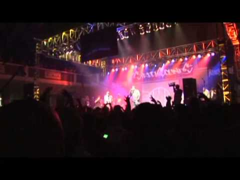 Talib Kweli feat. Krs-One LIVE - The Perfect Beat FULL HQ!