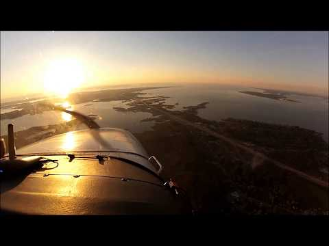 Fly to Chesapeake Bay Bridge  - 09112015
