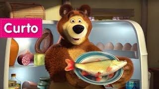 Masha e o Urso - O Filhote Abandonado🍗 (As crianças não comem essa comida)